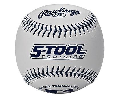 3d837e08666 Amazon.com   Rawlings Reaction Training Ball   Rawlings React Ball ...