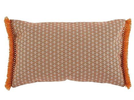 Fundeco - Cojín Moby Fundeco Naranja 30 x 50 cm. (Sin ...