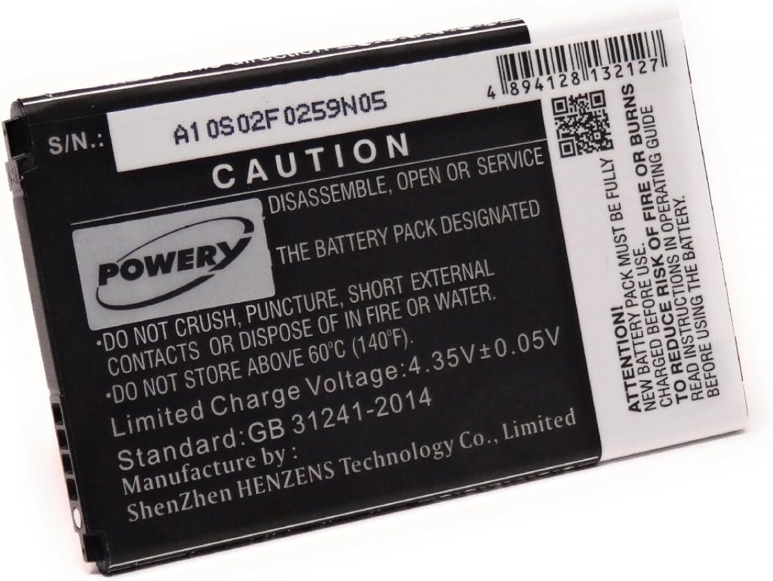 Batería para smartphone LG ms395, 3,8 V, ion de litio: Amazon.es: Electrónica