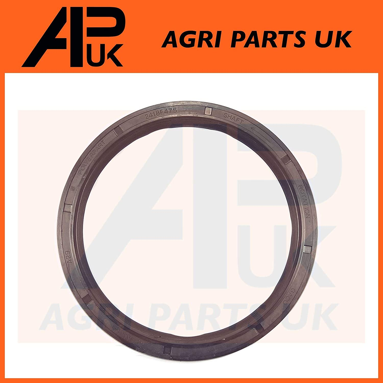 APUK Rear Crankshaft Lip Oil Seal fits Massey Ferguson 35 35X 135 140 145 148 152 Tractor