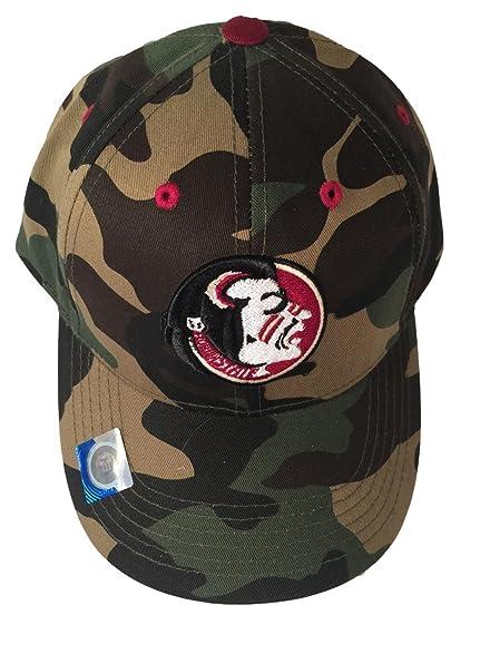 detailed look ecf91 662b2 netherlands collegiate florida state seminoles woodland camo hat cap d83fb  917e5