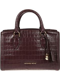 Michael Kors Luxury Fashion Femme 30S9GG7S2Y683 Rouge Sac À