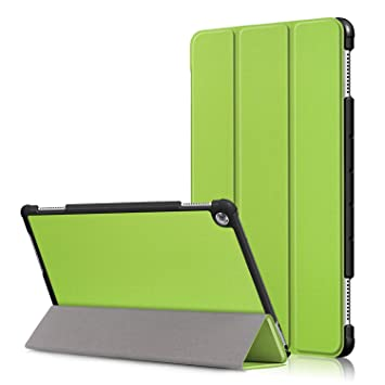 Acelive Smart Case Cover for Huawei Mediapad M5 Lite 10 10.1 with Stand Function Auto Wake//Sleep