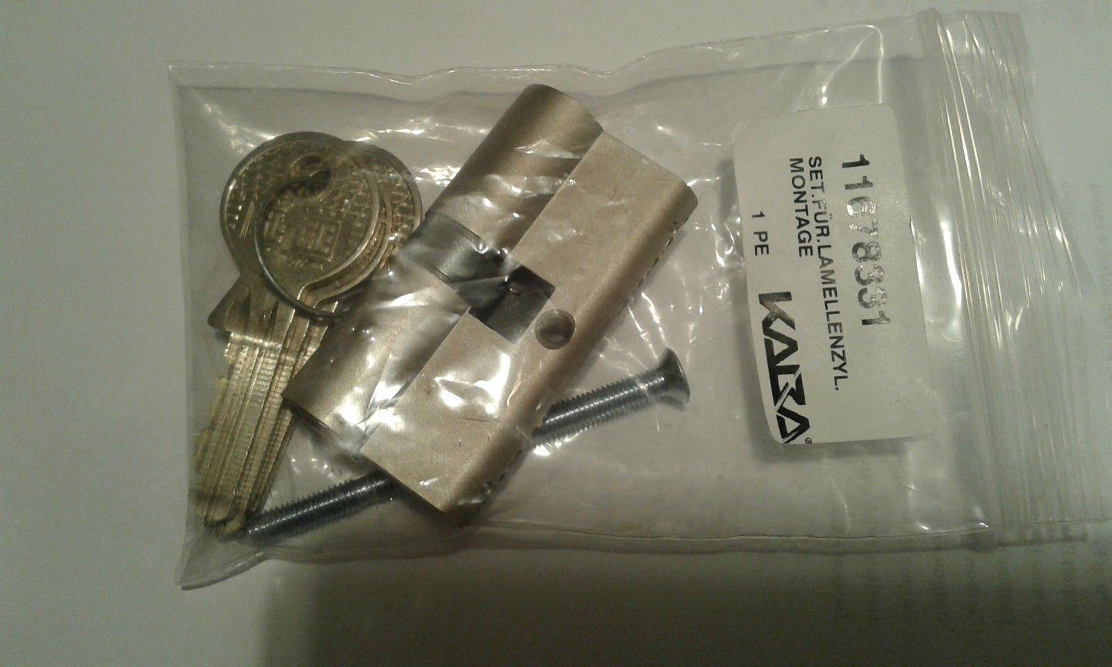 GEGE eAP 2000 High Security Euro Cylinder Door Lock (30/30)