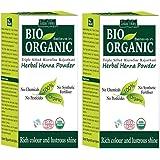 Indus Valley Organic Henna Powder Pack Of 2 (100 X 2)