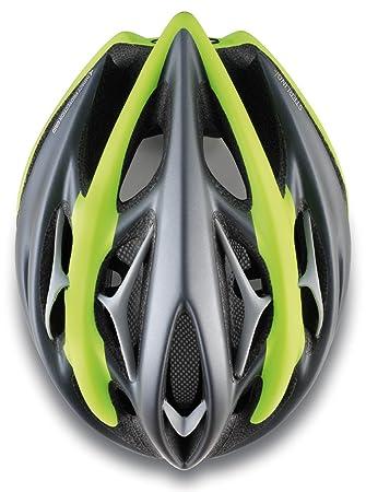 Rudy Project Sterling - Casco de Bicicleta - Verde/Azul petróleo Contorno de la Cabeza