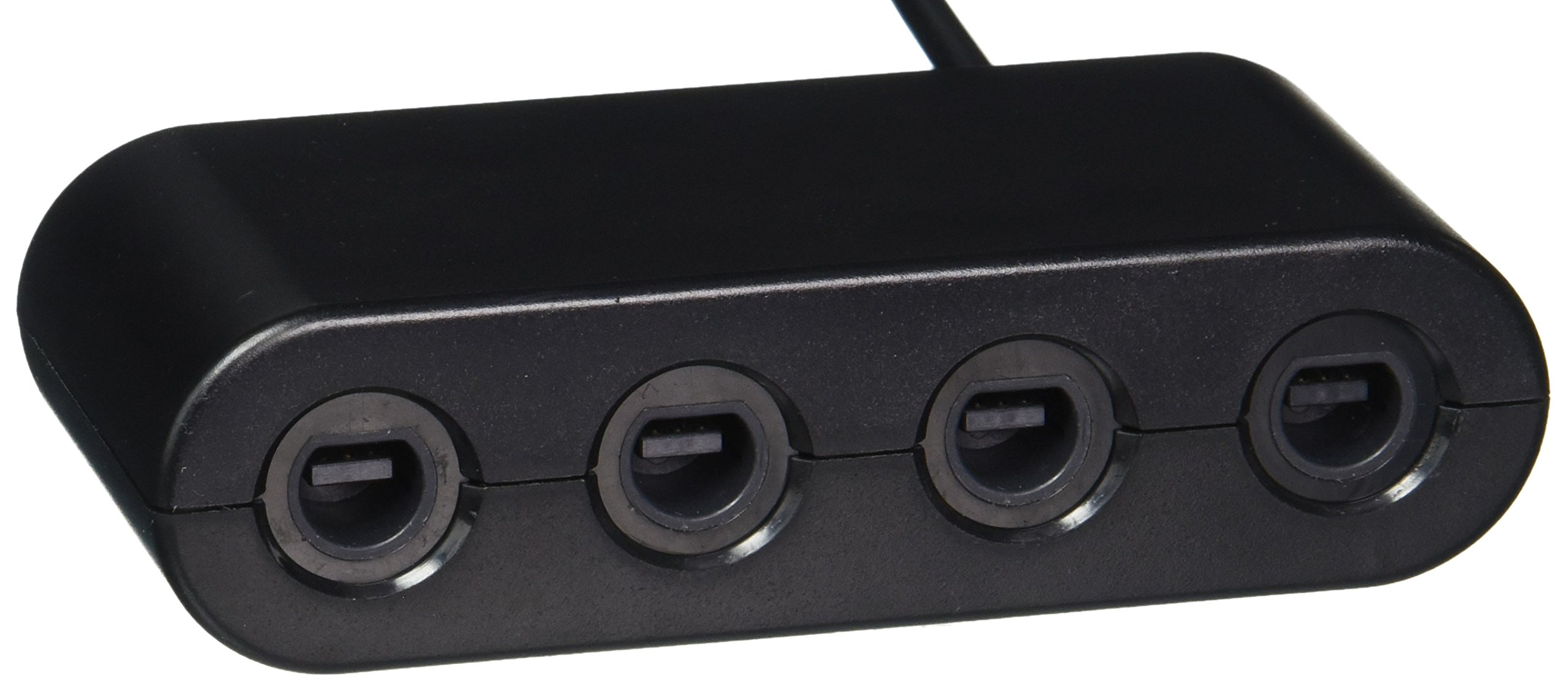 Tomee 4-Port GameCube Controller Adapter for Wii
