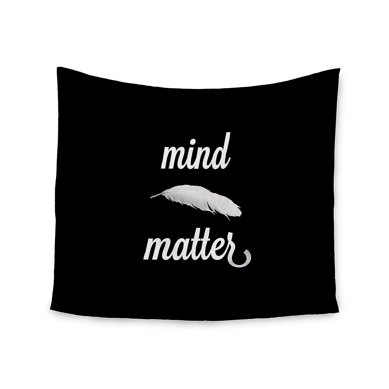 Kess InHouse Skye Zambrana Mind Over Matter Wall Tapestry 68 X 80