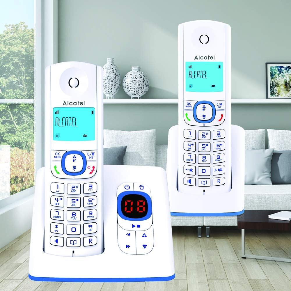 Alcatel Np F530 Voice Duo Bleu Elektronik