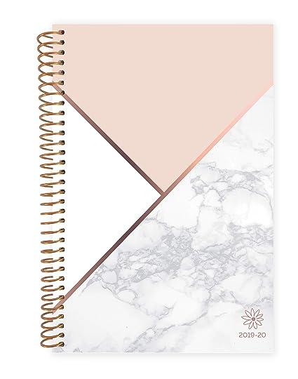 2017 academic year color me binder pad calendar