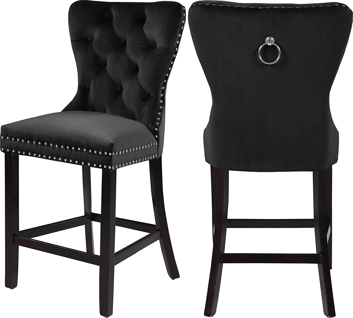 """Meridian Furniture Nikki Collection Modern 