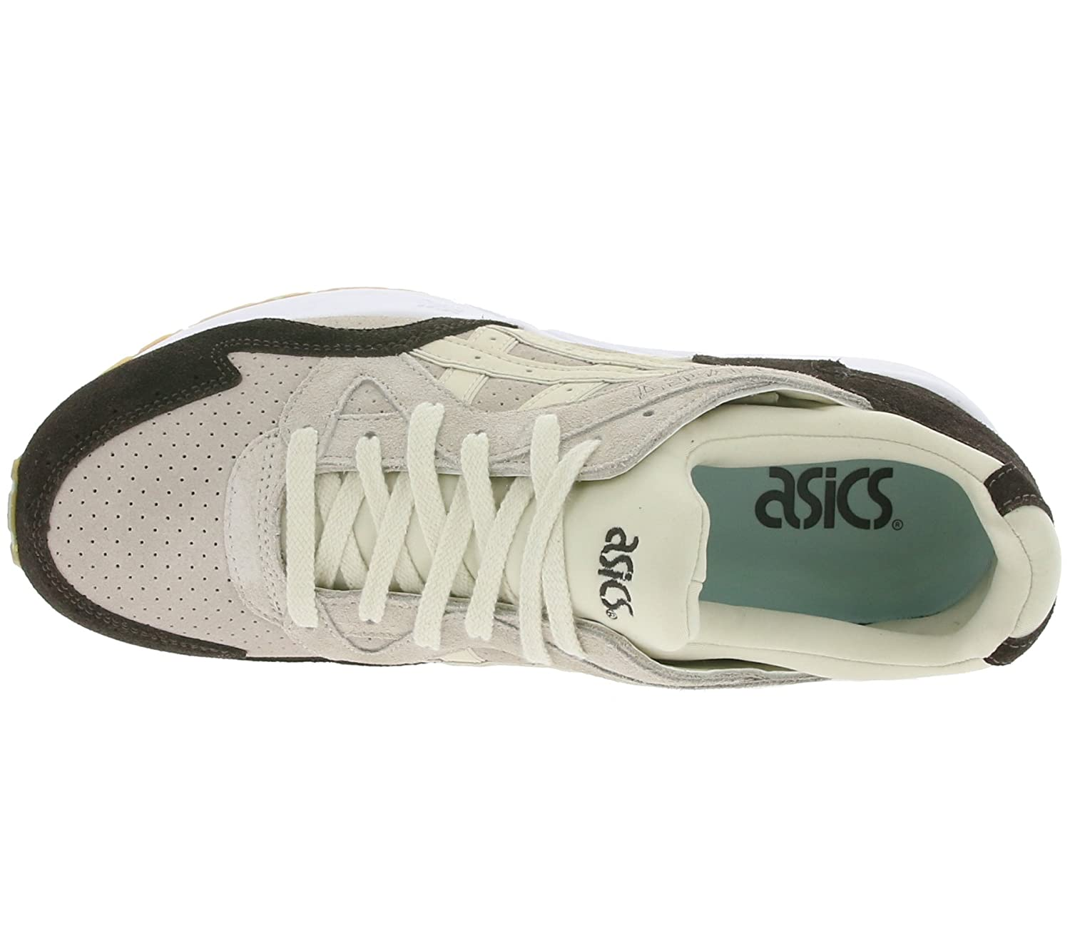 Asics Tiger Gel-Lyte V Unisex-Turnschuhe HL7U4-0229 Birch Coffee Gr. 42.5 (US (US 42.5 9) 30412c