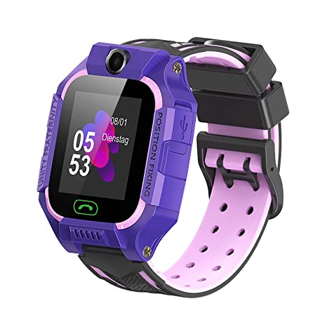 Amazon.com: Enow-YL Reloj inteligente para niños, LBS ...
