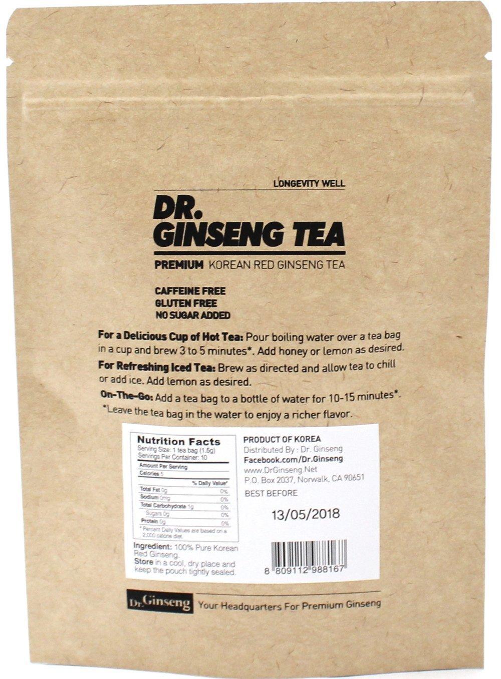 Amazon Dr Ginseng