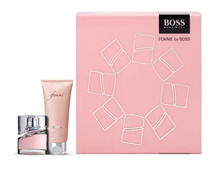 shades of entire collection buy sale Hugo Boss Femme Gift Set for Women (Eau De Parfum 75ml and ...