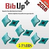 BIBUP 3.0 -- sistema magnético para la fijación del número de carrera (AQUA)