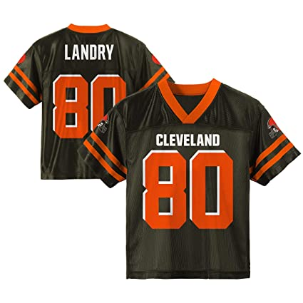 buy popular 880b1 97abb Amazon.com : Outerstuff Jarvis Landry Cleveland Browns #80 ...