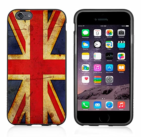 premium selection 500bf 05632 British Flag Union Jack Grunge Case/Cover For Iphone 6 or 6S by Atomic  Market