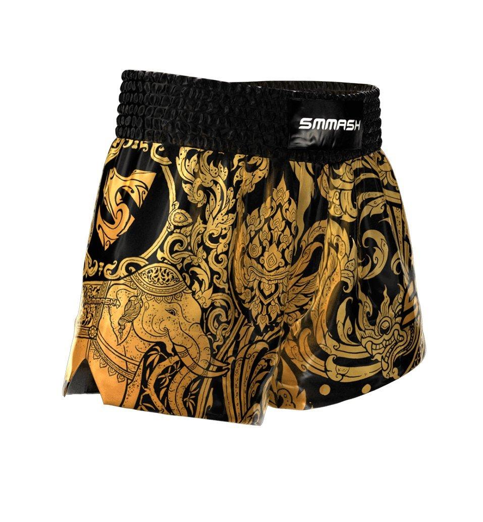 SMMASH Muay Thai Shorts Story