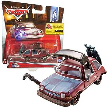 Disney Cars Cast 1:55 - Selección Modelos de Vehículos Sort.3, Cars