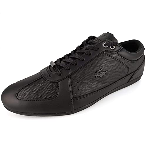 601aef84318d64 Lacoste Evara 119 Black Trainers  Amazon.co.uk  Shoes   Bags