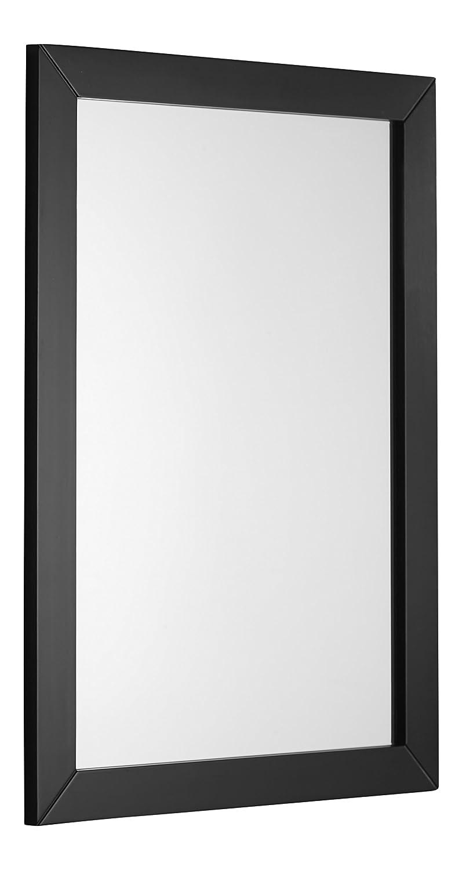 Amazon.com: Simpli Home Chelsea   Winston Bath Vanity Mirror, Black: Home U0026  Kitchen