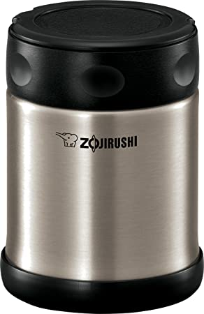 Zojirushi SW-EAE35XA 11-3/4-Ounce Stainless-Steel Food Jar by Zojirushi: Amazon.es: Hogar