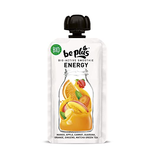 Be Plus 💪😋🍼 Smoothie Ecológico Bioactivo Energizante 150 g ...