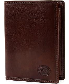 b194212f14 The Bridge Porta carte di credito 01208401-14 Marrone: Amazon.it ...