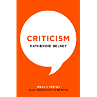 Criticism: Ideas in Profile