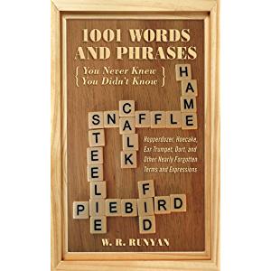 1,001 Words and Phrases You Never Knew You Didn't Know: Hopperdozer, Hoecake, Ear Trumpet, Dort, and Other Nearly…