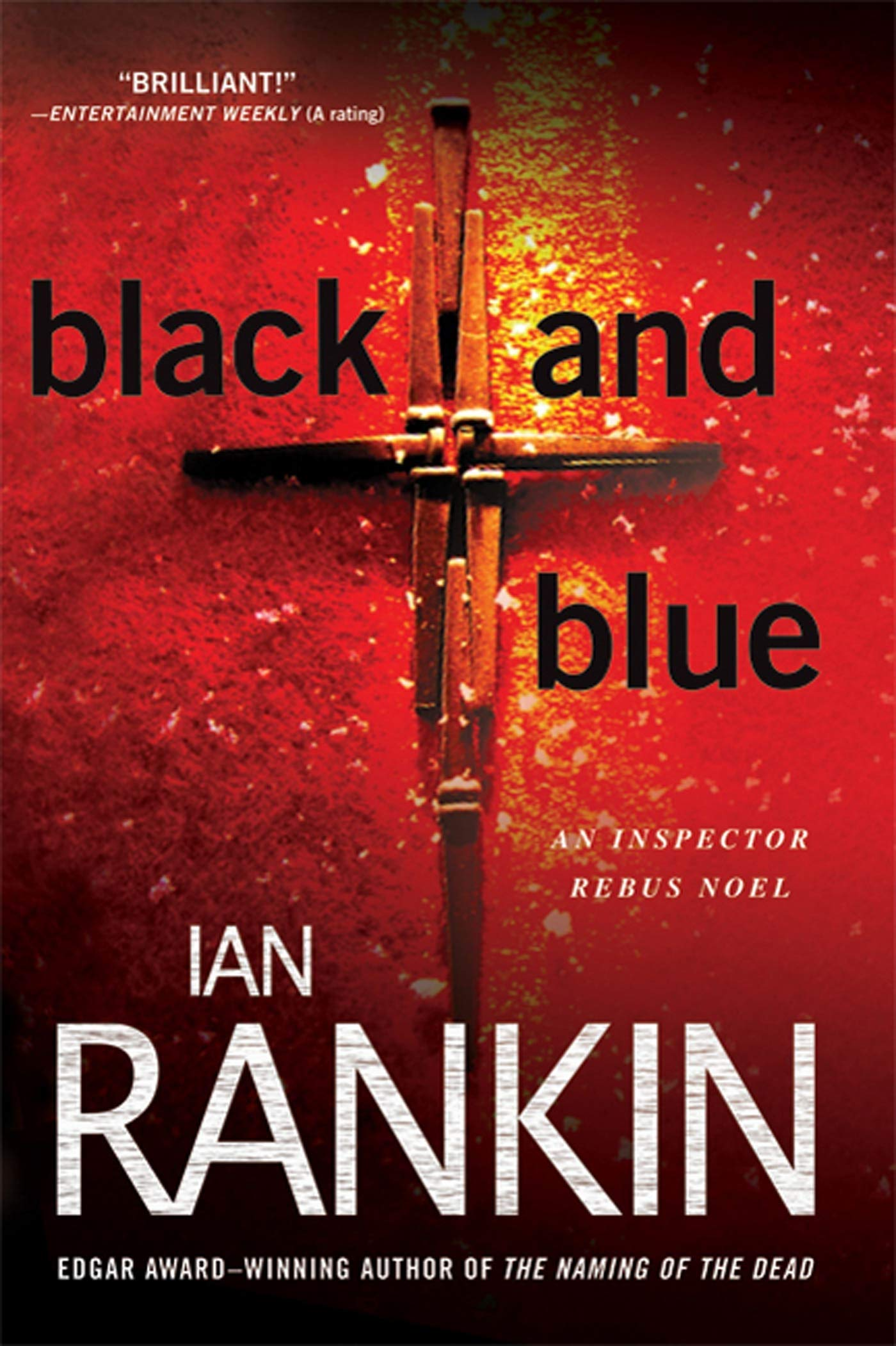 Black And Blue Inspector Rebus 8 By Ian Rankin