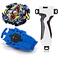 Battling Top Beyblade Burst B-59 Zillion Zeus I.W. Stamina Starter Spinning Top with Launcher Set
