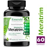 Meratrim 800 mg - Supports Healthy Weight Loss, Metabolism, Suppresses Appetite, Anti-Inflammatory, & Nitric Oxide Boost - Emerald Laboratories (Ultra Botanicals) - 60 Capsules