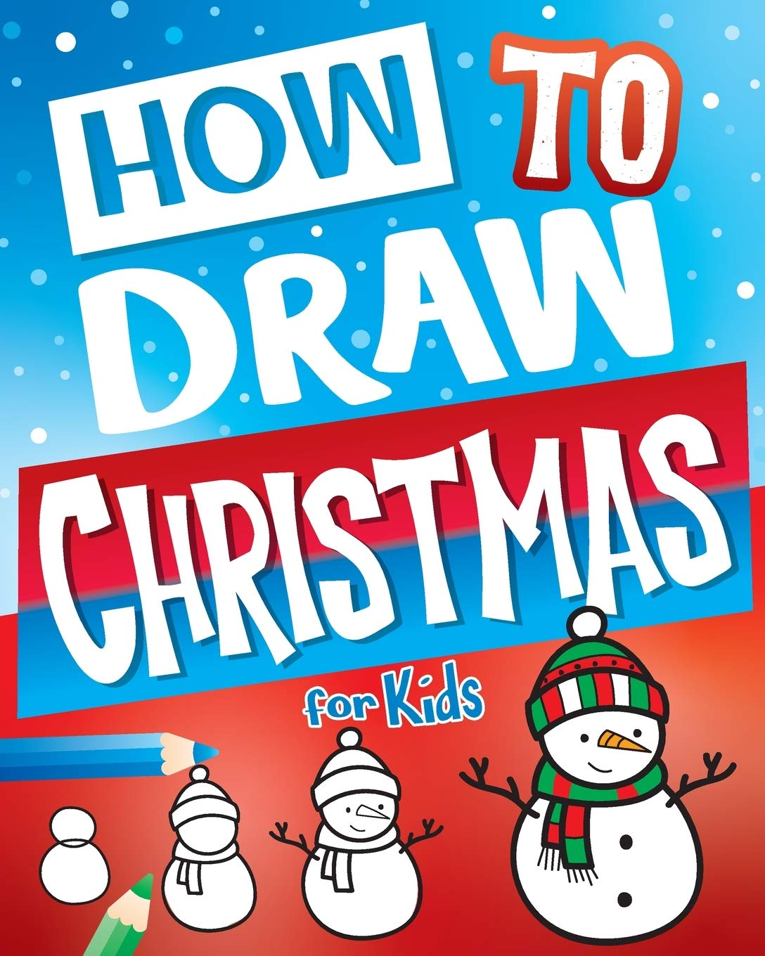 The Best Christmas Pictures For Kids To Draw