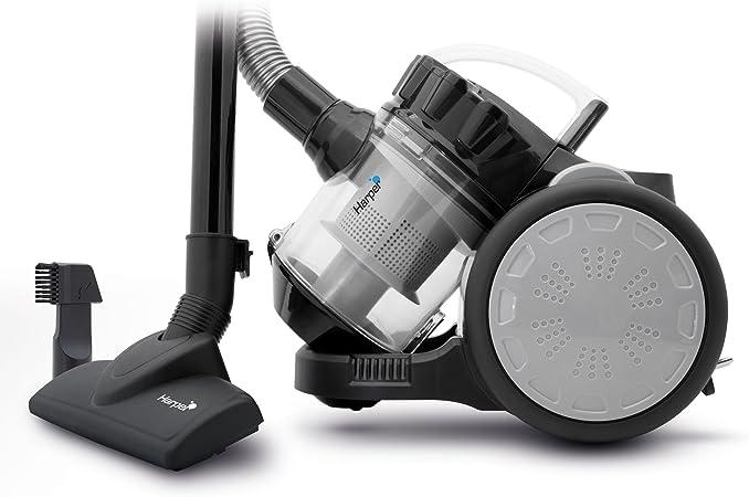 Aspirador multiciclónico sin bolsa, modelo compacto: Amazon.es: Hogar
