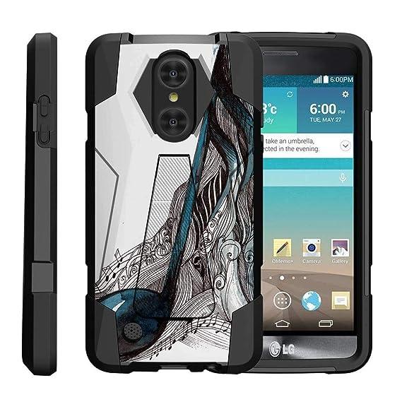 TurtleArmor   Compatible for LG Aristo Case   LG LV3 Case   LG K8 (2017)  Case [Dynamic Shell] Absorber Impact Shock Shell Cover Hybrid Gel Hard