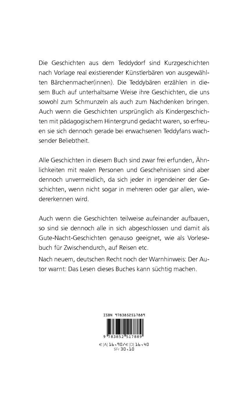 Geschichten aus dem Teddydorf: Amazon.de: Martin A. Flössner: Bücher