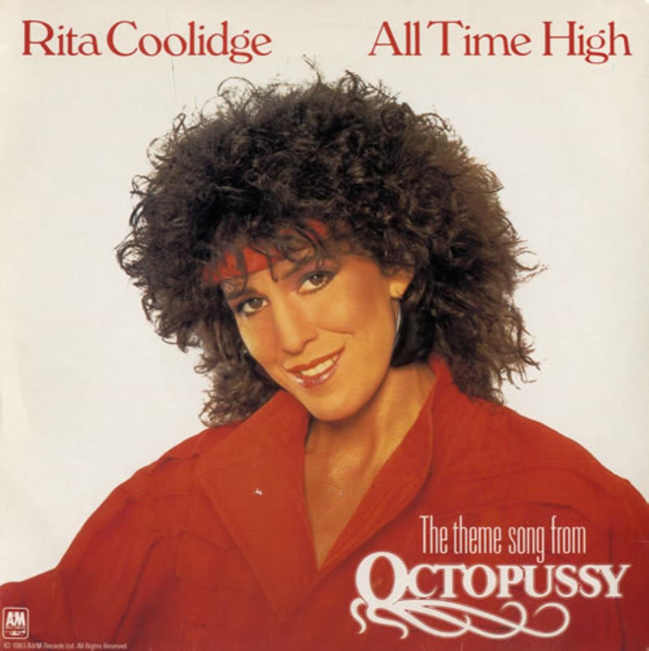 All Time High: Rita Coolidge: Amazon.fr: Musique