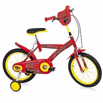 Bicicleta Niño 16 BMX wroomm Rojo Made in Italy ruedas ...