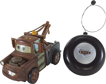 Toys R Us Exclusive Disney Cars Tow Mater Radio Control R.C.