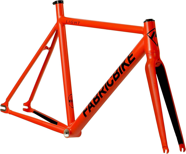 FabricBike Light - Cuadro para Bicicleta Fixie, Fixed, Single ...