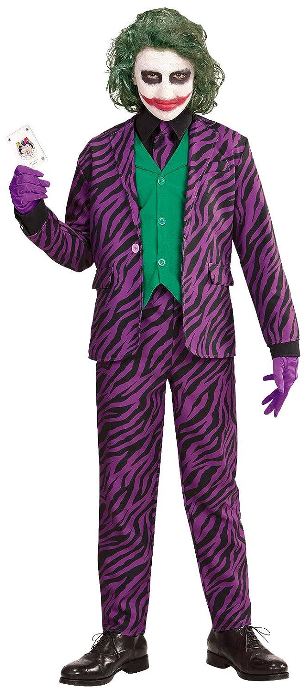 WIDMANN Evil Joker Girls, 164 cm/14 – 16 años, vd-wdm19319