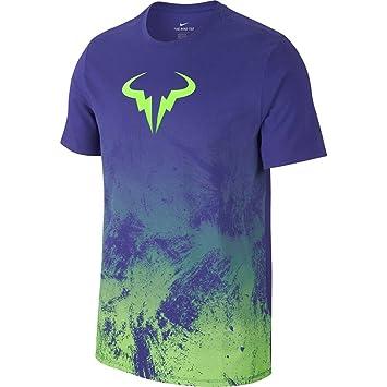 1b2e5aa73e Nike M Nkct tee Camiseta Línea Rafa Nadal