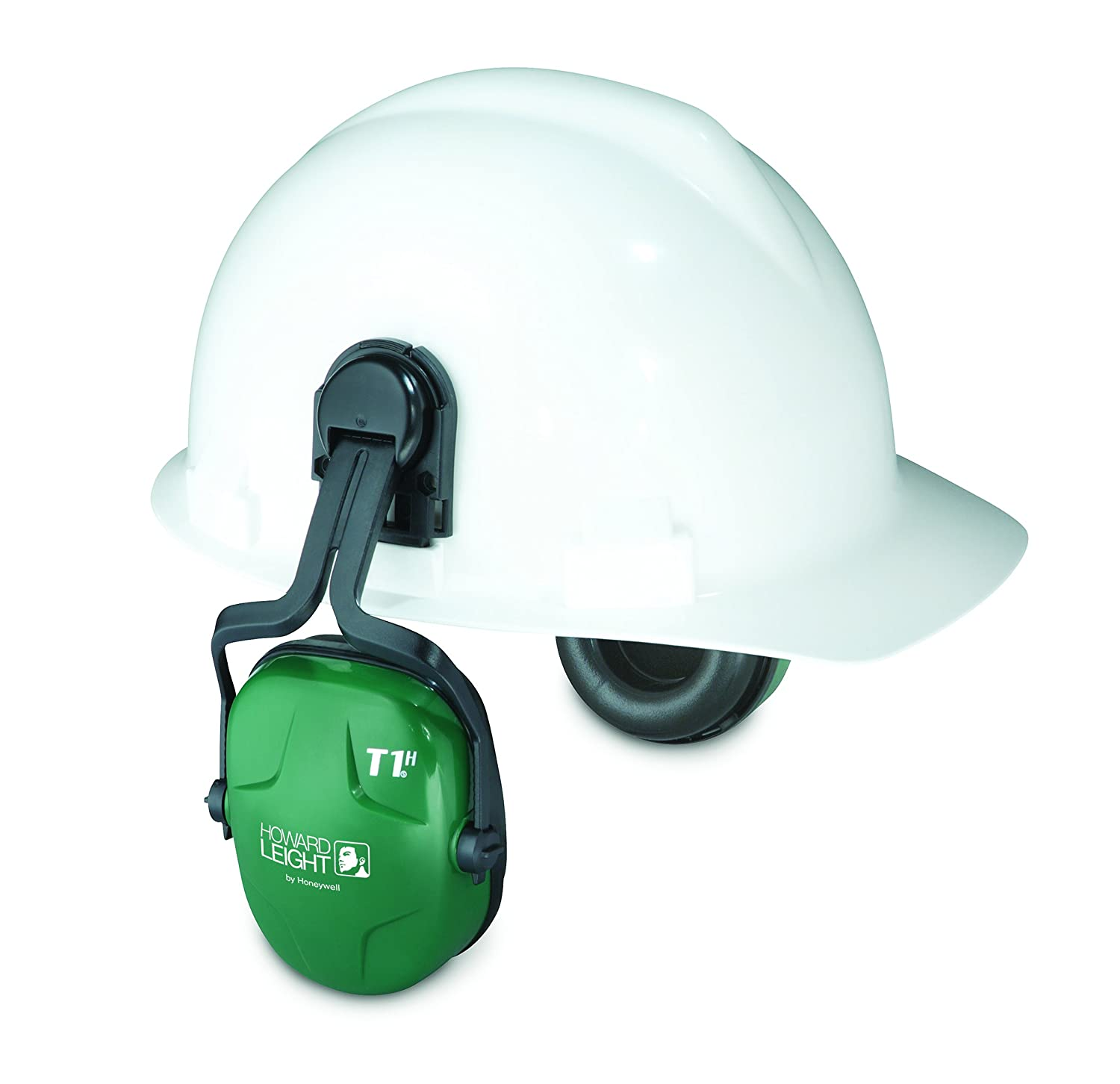 Howard Leight by Sperian 154-1011601 Cap-Mounted Earmuff W-Cap-Mount Adapter Thunder   B00IL9MMO4