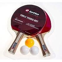 Lotto Racket Pingpong Set 6Pcs Pindpong Set Raket M3405