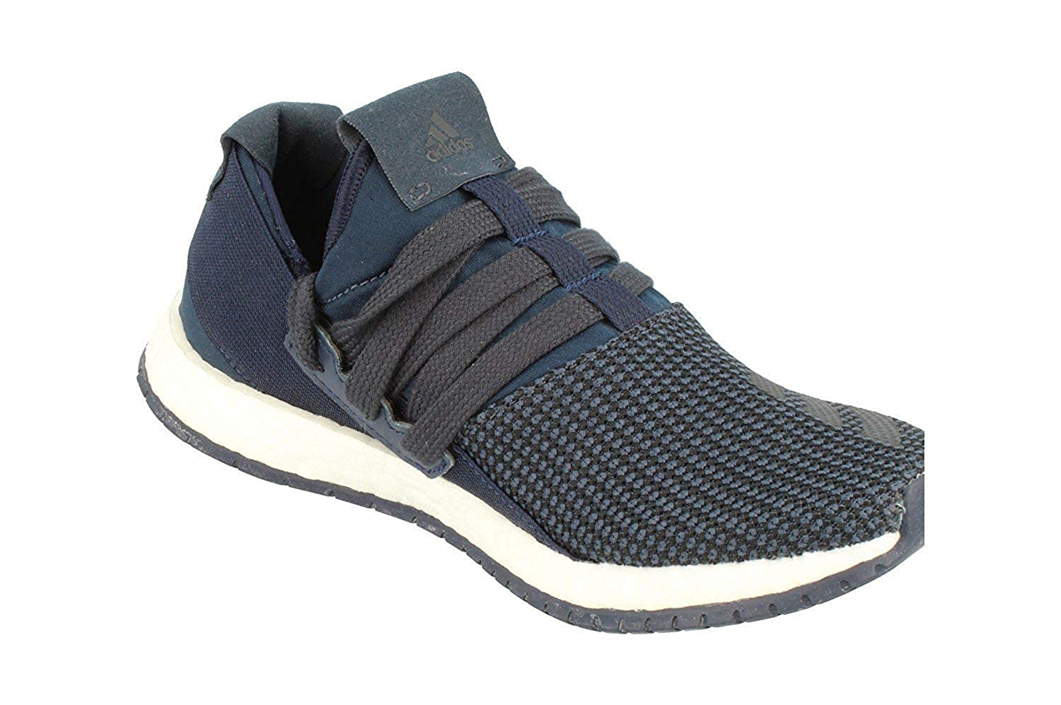 san francisco 2076f 96ee2 adidas Pureboost R M Unisex Running Trainers Sneakers Amazon.co.uk Shoes   Bags
