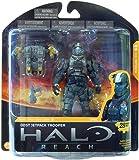 Halo Reach McFarlane Toys Series 3 Action Figure ODST Jetpack Trooper
