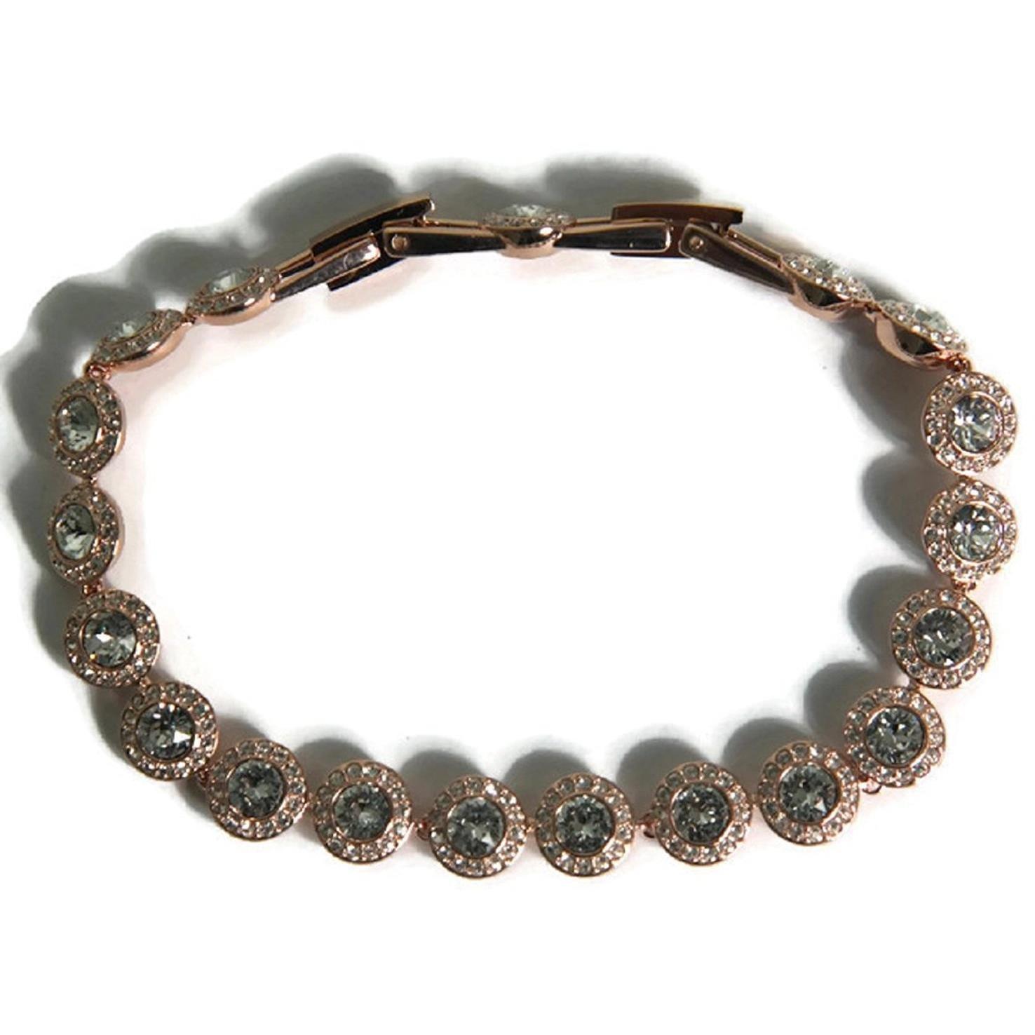 f152e659706 Amazon.com: Swarovski Angelic Bracelet 5240513: Jewelry
