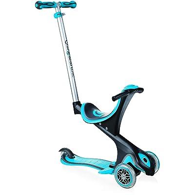Globber Evo Comfort (5 in 1 V2) 458-101 Sky Blue: Sports & Outdoors [5Bkhe1201061]